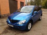 SsangYong Actyon 2011 года за 3 800 000 тг. в Караганда – фото 4
