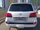 Lexus LX 570 2008 года за 15 000 000 тг. в Нур-Султан (Астана) – фото 2