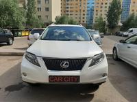 Lexus RX 350 2010 года за 12 400 000 тг. в Нур-Султан (Астана)