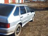 ВАЗ (Lada) 2114 (хэтчбек) 2004 года за 550 000 тг. в Караганда – фото 3