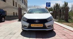 ВАЗ (Lada) Vesta 2018 года за 4 000 000 тг. в Кызылорда