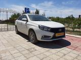 ВАЗ (Lada) Vesta 2018 года за 4 100 000 тг. в Кызылорда – фото 2