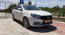 ВАЗ (Lada) Vesta 2018 года за 4 000 000 тг. в Кызылорда – фото 2