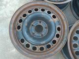 Оригинальные металлические диски на автомашину Opel (Германия R15 за 12 000 тг. в Нур-Султан (Астана) – фото 3