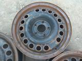 Оригинальные металлические диски на автомашину Opel (Германия R15 за 12 000 тг. в Нур-Султан (Астана) – фото 5