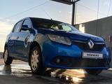 Renault Sandero 2014 года за 3 800 000 тг. в Тараз – фото 5