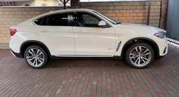 BMW X6 2015 года за 18 500 000 тг. в Алматы