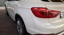 BMW X6 2015 года за 18 500 000 тг. в Алматы – фото 2