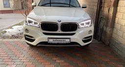 BMW X6 2015 года за 18 500 000 тг. в Алматы – фото 4