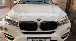 BMW X6 2015 года за 18 500 000 тг. в Алматы – фото 5