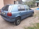 Volkswagen Golf 1992 года за 1 300 000 тг. в Алматы – фото 4