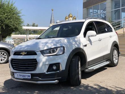 Chevrolet Captiva 2018 года за 10 300 000 тг. в Караганда – фото 4