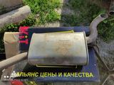 Задний бачок глушителя Мерседес Е210 за 15 000 тг. в Тараз
