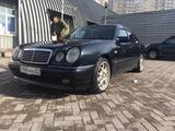 Тюнинг накладки на бампера Brabus для w210 дорестайл за 20 000 тг. в Алматы – фото 3