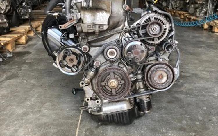 Двигатель toyota camry на тойоту камри 2, 4 литра за 77 158 тг. в Алматы