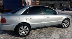 Audi A4 1996 года за 1 800 000 тг. в Алматы – фото 4
