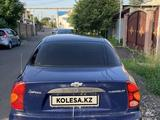 Chevrolet Lanos 2007 года за 930 000 тг. в Алматы – фото 2