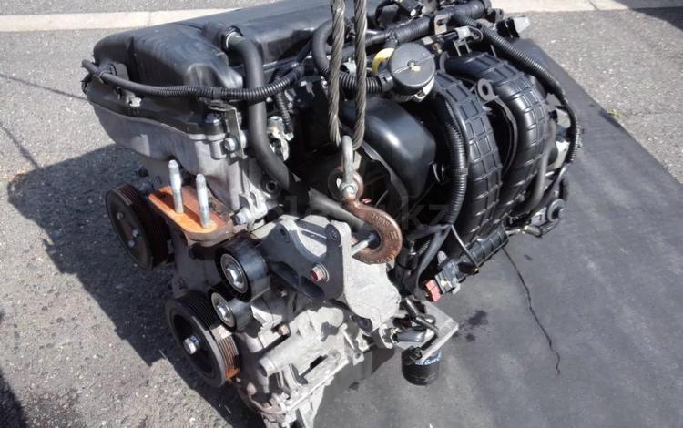 Kонтрактный двигатель (АКПП) Mitsubishi Outlander 4B12, 4B11, 4B10 за 350 000 тг. в Алматы