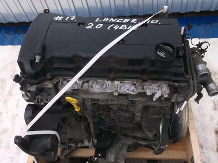 Kонтрактный двигатель (АКПП) Mitsubishi Outlander 4B12, 4B11, 4B10 за 300 000 тг. в Алматы – фото 4
