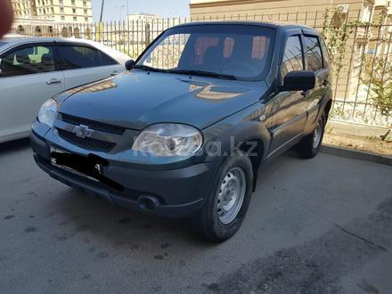 ВАЗ (Lada) 2123 2013 года за 2 700 000 тг. в Актау – фото 2