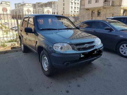 ВАЗ (Lada) 2123 2013 года за 2 700 000 тг. в Актау – фото 3