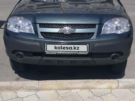 ВАЗ (Lada) 2123 2013 года за 2 700 000 тг. в Актау – фото 4