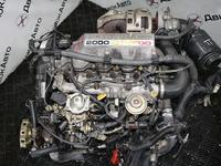 Двигатель TOYOTA 2C-T Контрактный  Доставка ТК, Гарантия за 521 550 тг. в Новосибирск