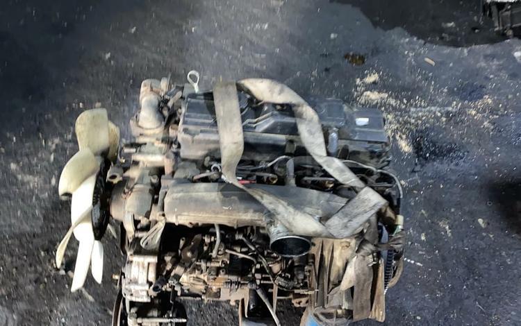 Двигатели kia bongo frontier 1997-2003 2.9 дизель за 515 000 тг. в Алматы