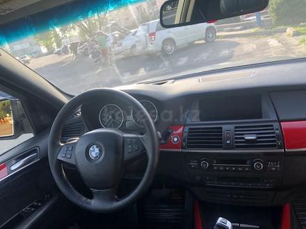 BMW X5 2007 года за 5 600 000 тг. в Алматы – фото 10