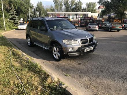 BMW X5 2007 года за 5 600 000 тг. в Алматы – фото 2