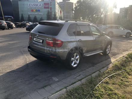 BMW X5 2007 года за 5 600 000 тг. в Алматы – фото 4