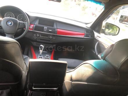 BMW X5 2007 года за 5 600 000 тг. в Алматы – фото 8