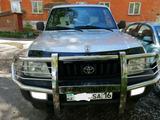 Toyota Land Cruiser Prado 1998 года за 5 700 000 тг. в Усть-Каменогорск – фото 2