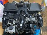 Двигатель на мерседес M 276 W 166 за 1 000 000 тг. в Алматы – фото 4