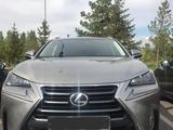 Lexus NX 200 2017 года за 15 500 000 тг. в Нур-Султан (Астана)