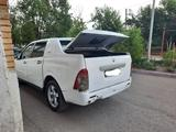 SsangYong Actyon Sports 2010 года за 2 400 000 тг. в Караганда