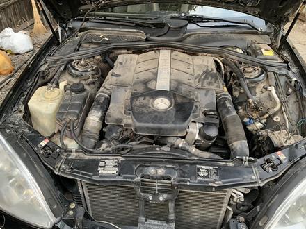 Mercedes-Benz S 500 2000 года за 2 600 000 тг. в Алматы – фото 2
