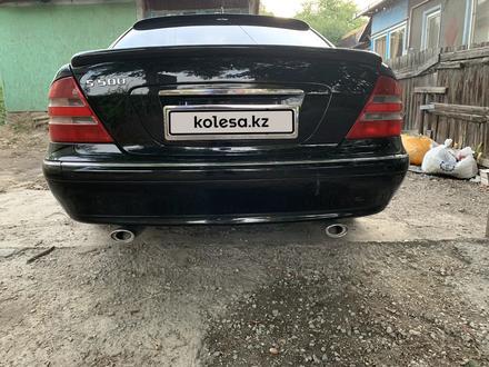 Mercedes-Benz S 500 2000 года за 2 600 000 тг. в Алматы – фото 3