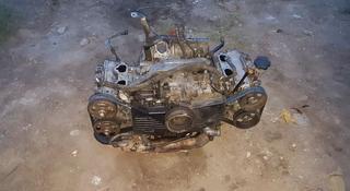 Двигатель на Subaru Forester ej20 за 30 000 тг. в Караганда