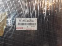 Стекло задней правой двери Toyota Highlander за 8 000 тг. в Алматы