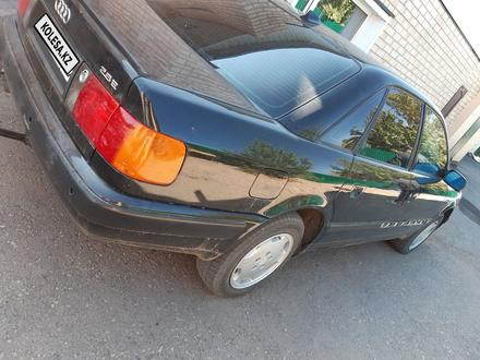 Audi 100 1991 года за 1 900 000 тг. в Караганда – фото 8