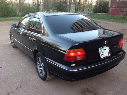 BMW 528 1998 года за 2 560 000 тг. в Караганда – фото 10
