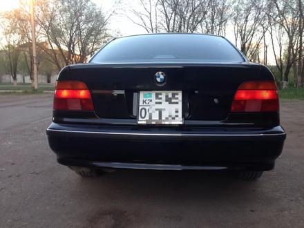 BMW 528 1998 года за 2 560 000 тг. в Караганда – фото 11