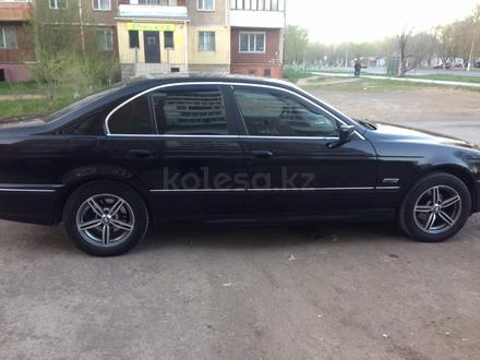 BMW 528 1998 года за 2 560 000 тг. в Караганда – фото 13