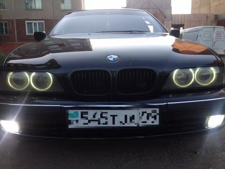 BMW 528 1998 года за 2 560 000 тг. в Караганда – фото 20