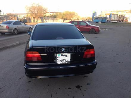 BMW 528 1998 года за 2 560 000 тг. в Караганда – фото 3