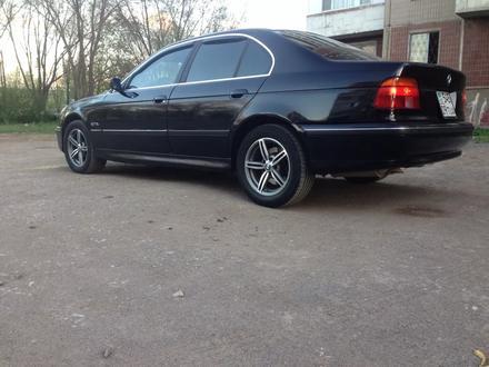 BMW 528 1998 года за 2 560 000 тг. в Караганда – фото 9