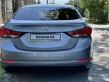 Hyundai Elantra 2014 года за 5 850 000 тг. в Алматы