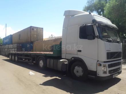 Полуприцеп площадка контейнеровоз в Алматы