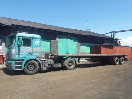 Полуприцеп площадка контейнеровоз в Алматы – фото 7